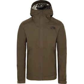 The North Face Millerton Jacket Men new taupe green